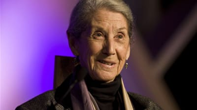 Nadine Gordimer: 'The culture of corruption'