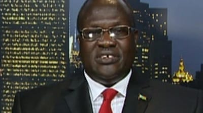 South Sudan VP speaks on deal with Sudan