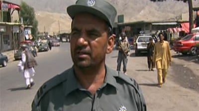Progress made in Afghan policing