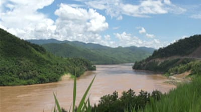Laos dam project stirs regional tensions