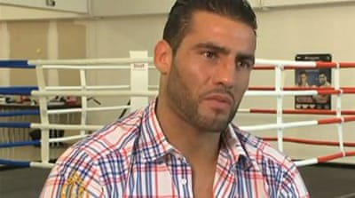 Syrian boxer aiming for Klitschko upset