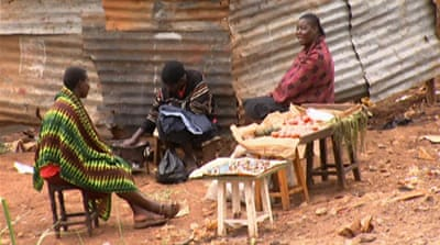 Rising food prices hit Nairobi slums