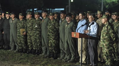 Colombia rules out ceasefire with FARC