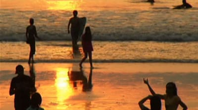 Bali tourism under threat
