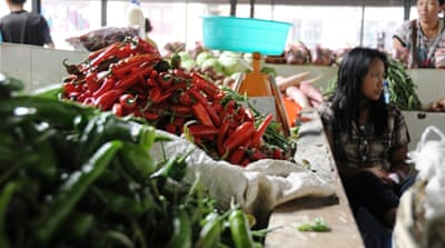 Bhutan's tears of joy over chillies
