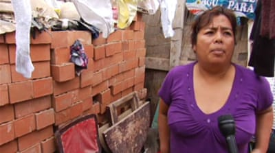 Peru quake victims suffer five years on