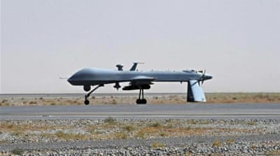 Armed men killed in US drone strike in Yemen
