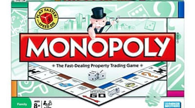 Monopoly to get a token upgrade