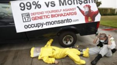 The controversial Monsanto Protection Act
