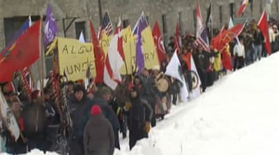 Indigenous Canadians demand government action