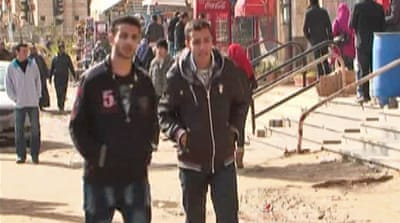 Refugees struggle in Egypt's 'Little Syria'