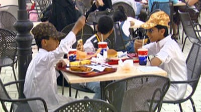 Study links fast food to childhood asthma