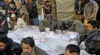 Outlawed Sunni extremist group Lashkar-e-Jhangvi claimed responsibility for the attack on Shias in Quetta [EPA]
