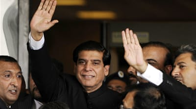 Pakistan top court orders PM arrest