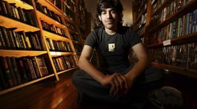 Another slant on Aaron Swartz