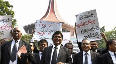 Sri Lanka: A tale of two chief justices