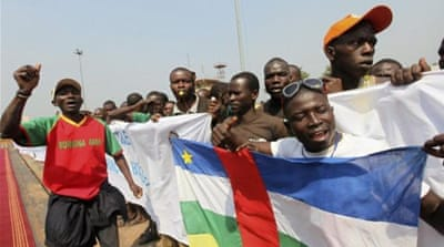 Central African Republic embraces peace deal