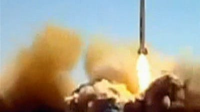 Syrians fear new 'silent' missiles