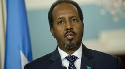 Somali president: Our justice system is weak