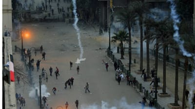 Clashes in Egypt in lead-up to anniversary