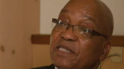 Zuma: RSA 'cannot grow' linked to EU and US