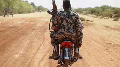Mali's 'war without images'