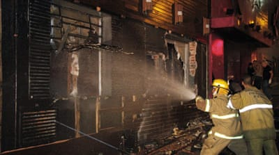 In pictures: Brazil nightclub blaze