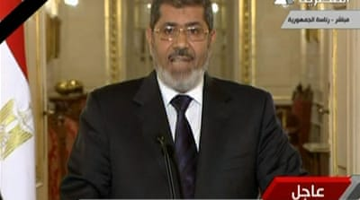 Egypt's Morsi declares 'state of emergency'