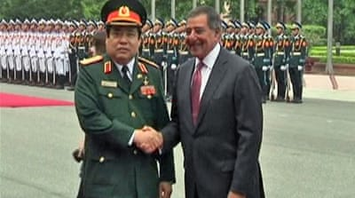 US seeks shift in relations with Vietnam
