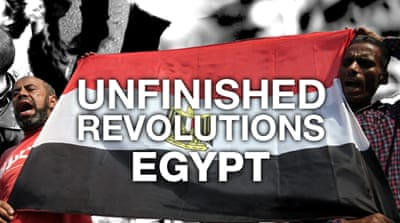 Unfinished Revolutions: Egypt