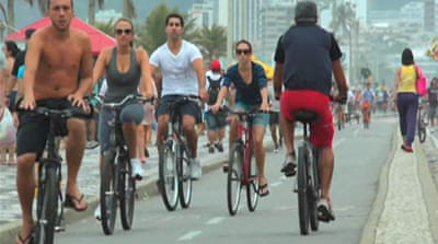Rio geared towards bike-friendly future