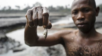 Shell to pay damages over Nigeria oil spill