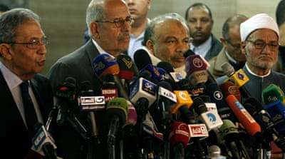 Egypt rivals commit to 'serious dialogue'