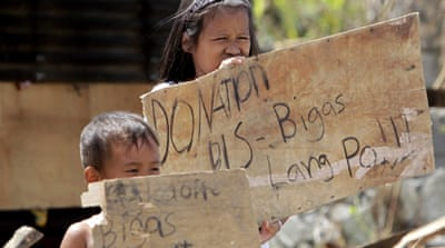 Philippines battles to rebuild after Bopha