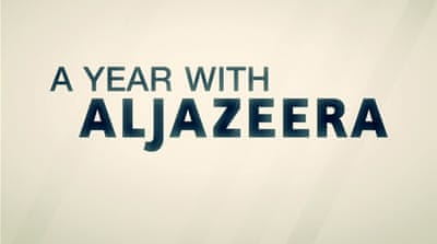 A Year with Al Jazeera