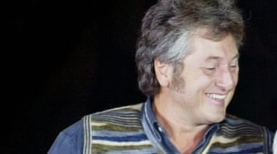 Vittorio Missoni was travelling with his wife,  two of their Italian friends and two Venezuelan crew members   [AFP]