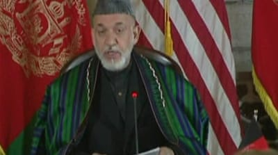 Karzai to meet Obama on US troop withdrawal