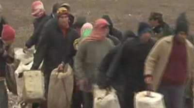 Syria Kurds seek essential supplies in Iraq