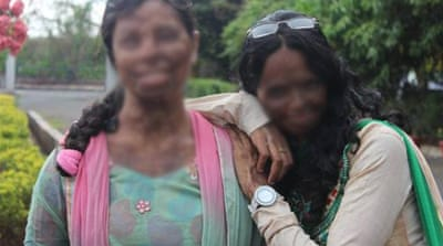 Acid attacks: A scar on India