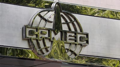 China Precision Machinery Import and Export Corp (CPMIEC) has been sanctioned by Washington [Reuters]