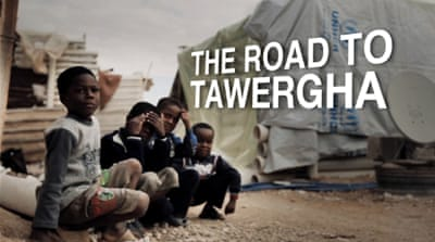 The Road to Tawergha