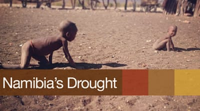 Namibia: A portrait of a drought