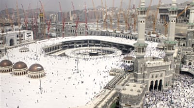 In Pictures: Megaprojects transform Mecca