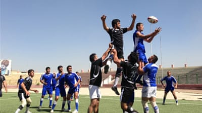 Afghan sport continues to reach new highs