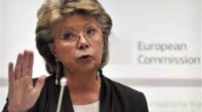 Viviane Reding: 'Data protection is a right'