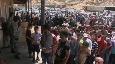 Lebanon struggles to cope with refugee influx