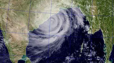 Cyclone Phailin aftermath