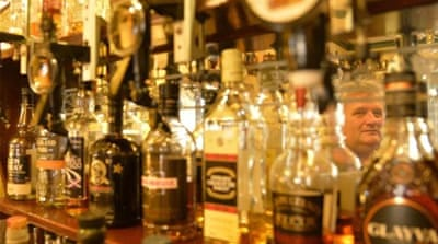 Last year the Scottish government implemented a minimum price of 50 pence per unit of alcohol [Reuters]