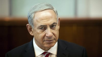 Netanyahu wants the international community to 'keep up the pressure' on Iran [Reuters]