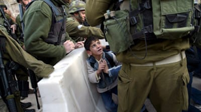 Israel's army agreed to test alternative treatment for Palestinian children after international pressure [EPA]